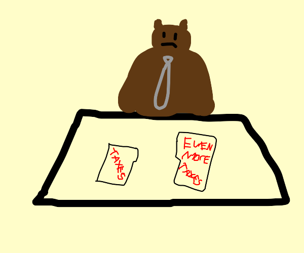 bear works for the irs