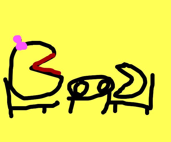 Ms. Pacman blind date