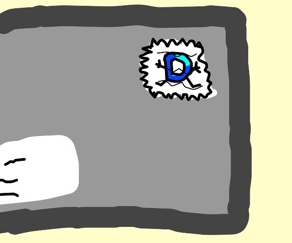 Postage Stamp D