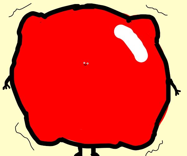 bulging ball