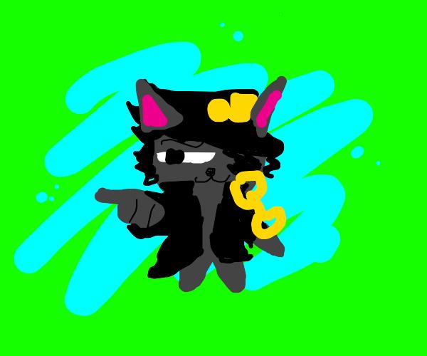 Cat jotaro