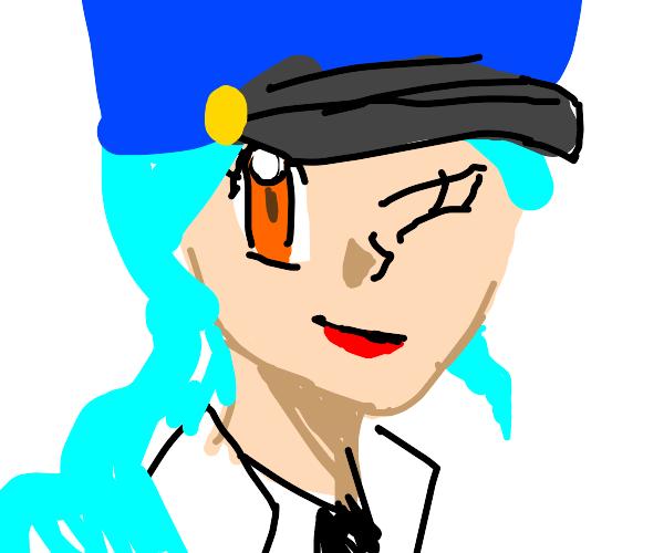 anime officer