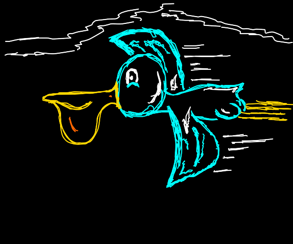 Ethereal Pelican