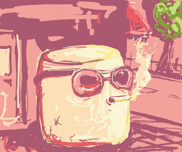 Cool marshmallow