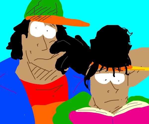 Oingo Boingo Brothers
