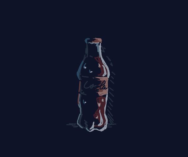 Soda in the dark
