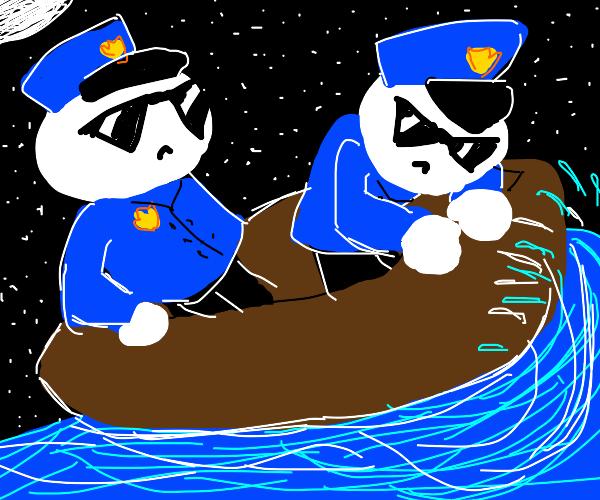 Boat police