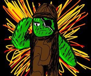 Cactus war hero