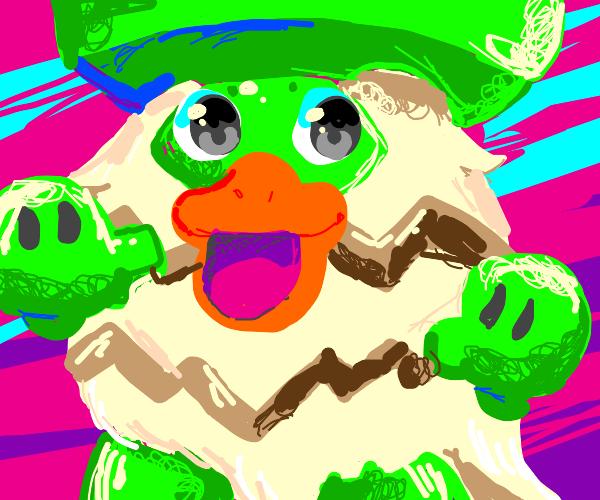 Happy Ludicolo