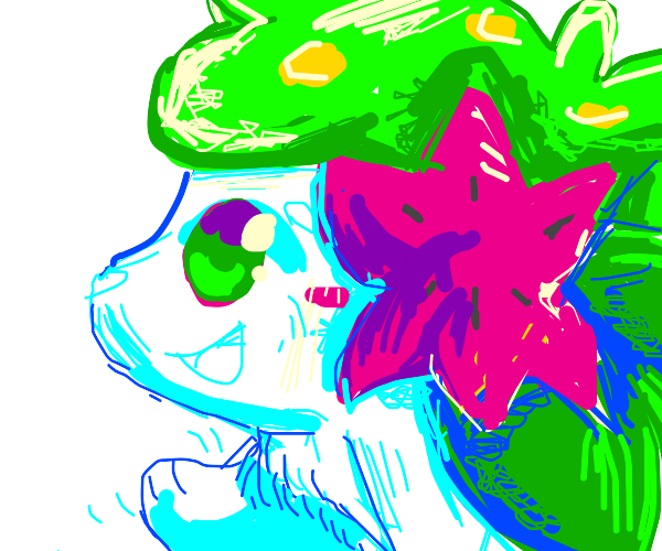 Shaymin waves at you