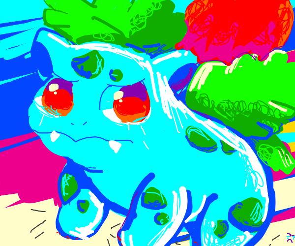 De-clawed starter pokémon