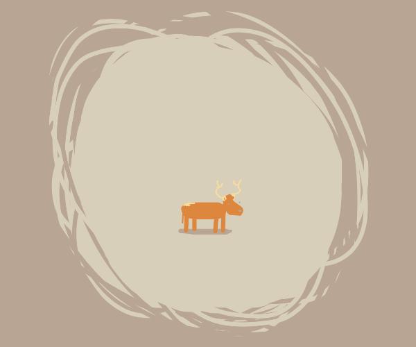 moose in the v o i d