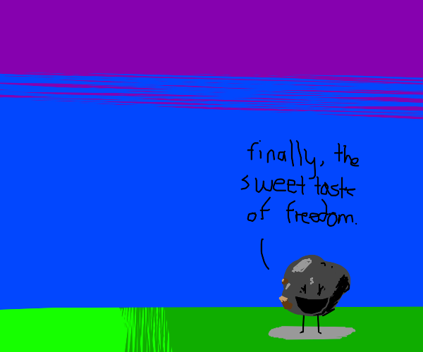 rock happy for freedom