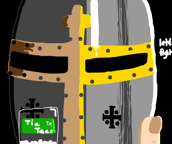 medieval tic-tac-toe war
