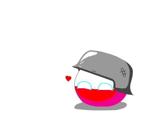 Poland ball