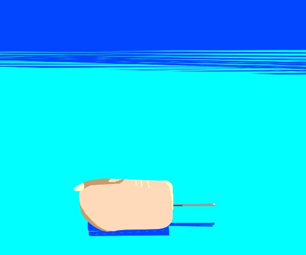 tacky toe