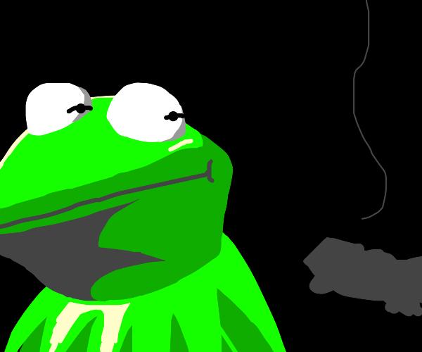 Kermit kills Fozzy; it's a mess.