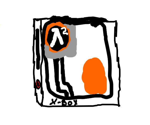 Half-Life's xBox cas