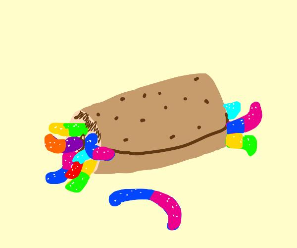 The forbidden burrito