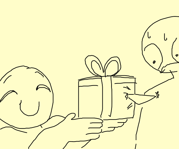A Non Suspicious Gift.