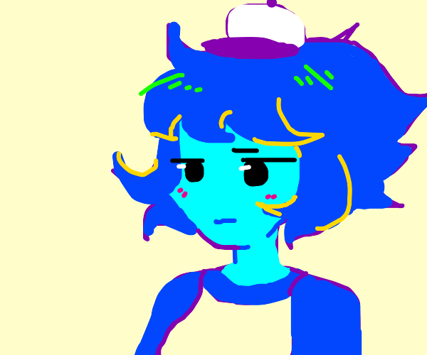 Bob (lapis Lazuli) from Hit the diamond