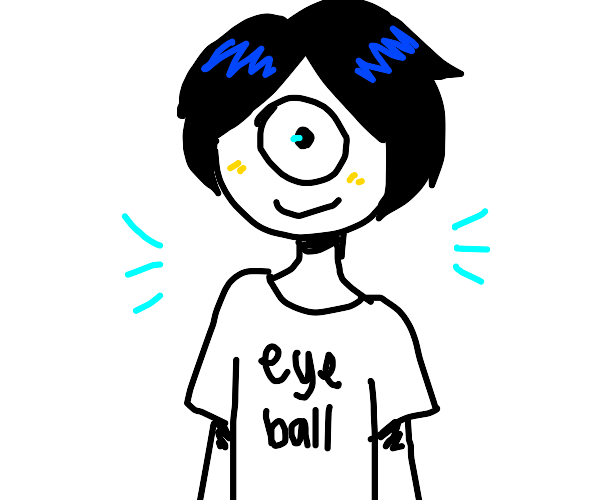 One-eyed Guy
