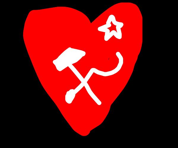 Soviet Union Heart