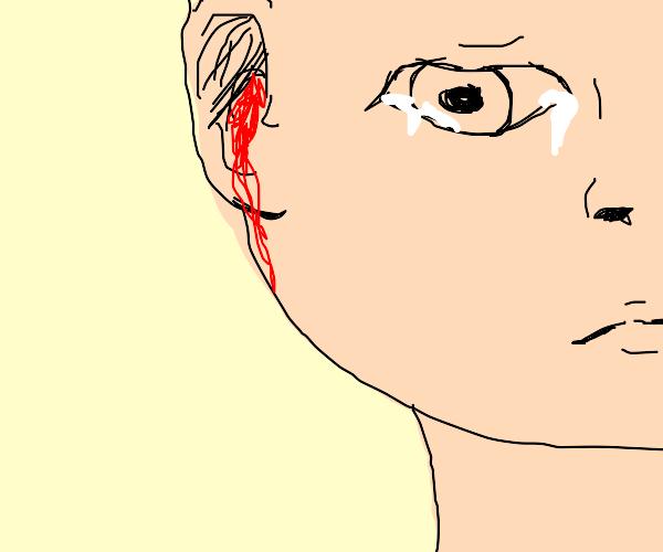 My Ears are Bleedimg.