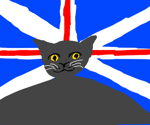 british fat cat