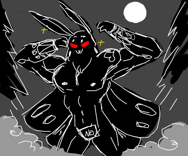 epic moth guy wiith tats flexis arm