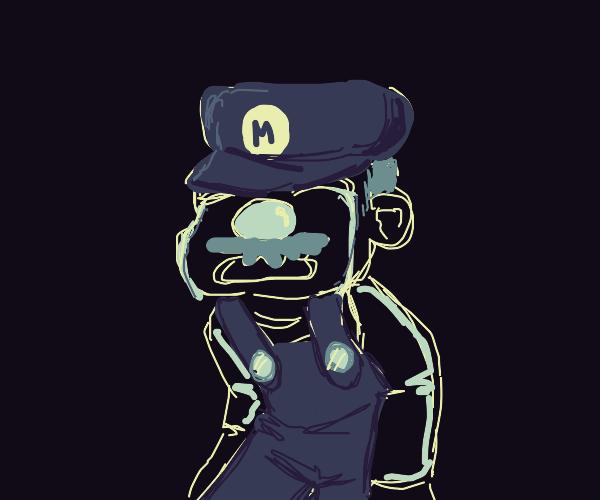 Crying Mario