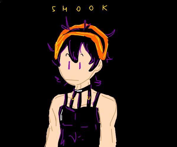 Narancia is shook