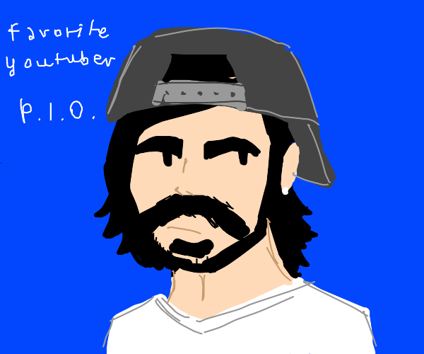 favorite youtuber P.I.O.(pass it on)