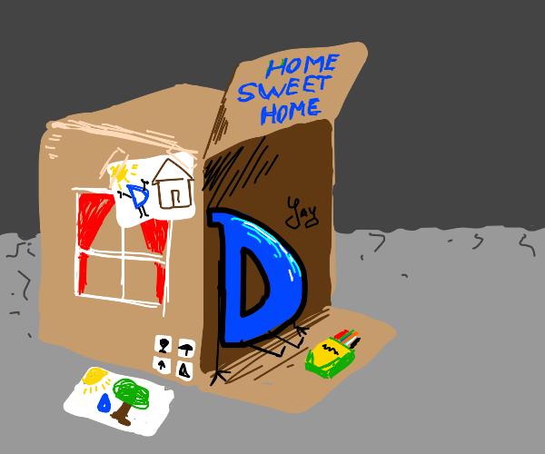 Drawception's house