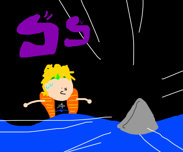 DIO in shark infested waters