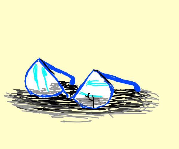 broken glasses :(