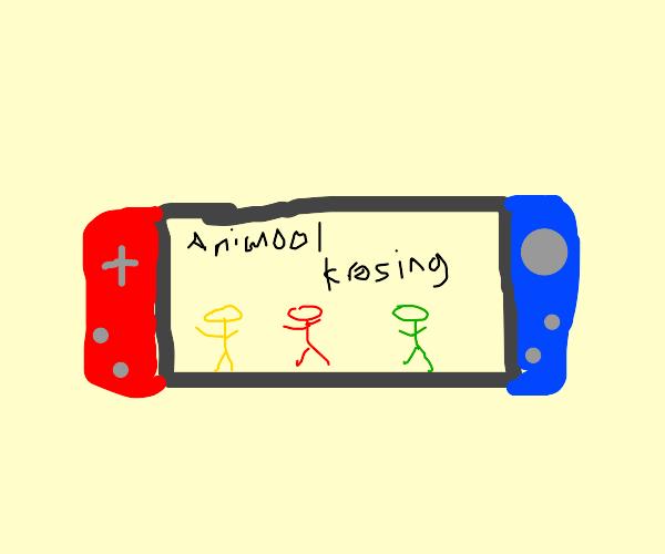 bootleg animal crossing on Switch