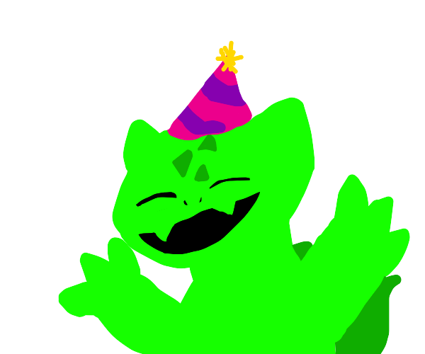 Bulbasaur's birthday