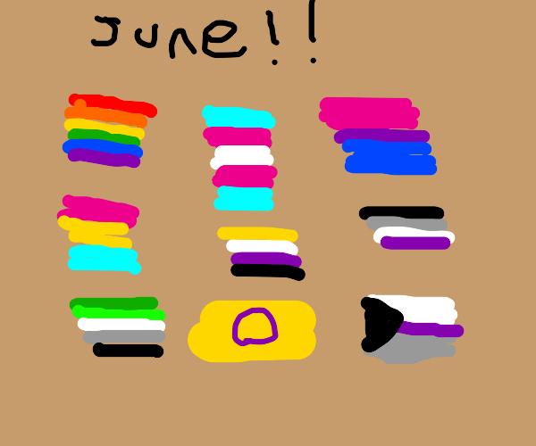 june is pride month!!
