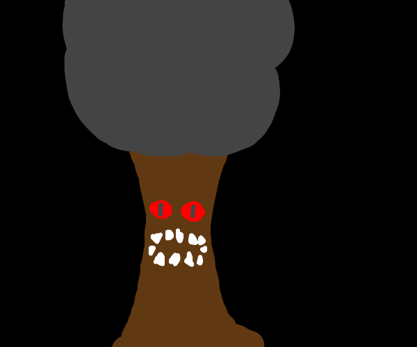 A Toothy Tree