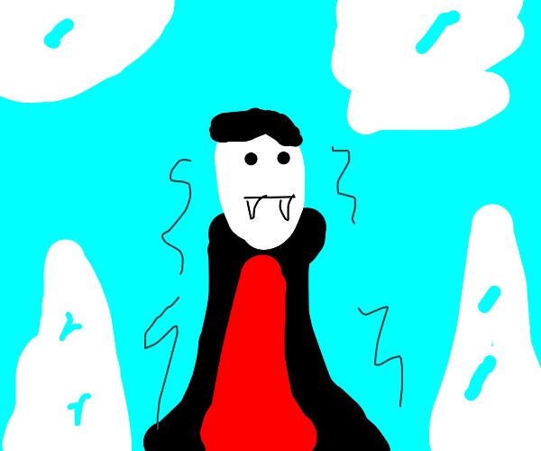 Chilled vampire