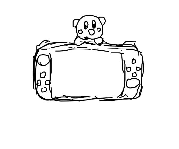 Kirby on Nintendo Switch