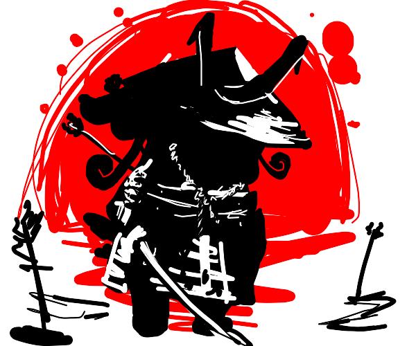 Samurai Audino