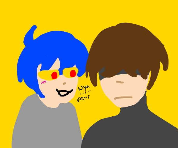 hitoshi-san and bokutachi-kun