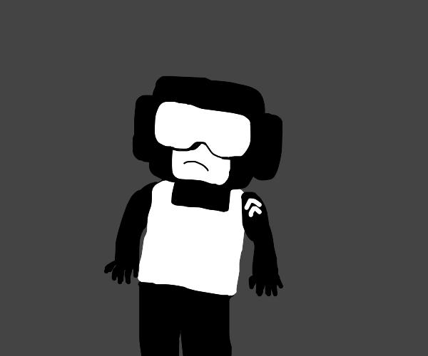 Tankman from newgrounds