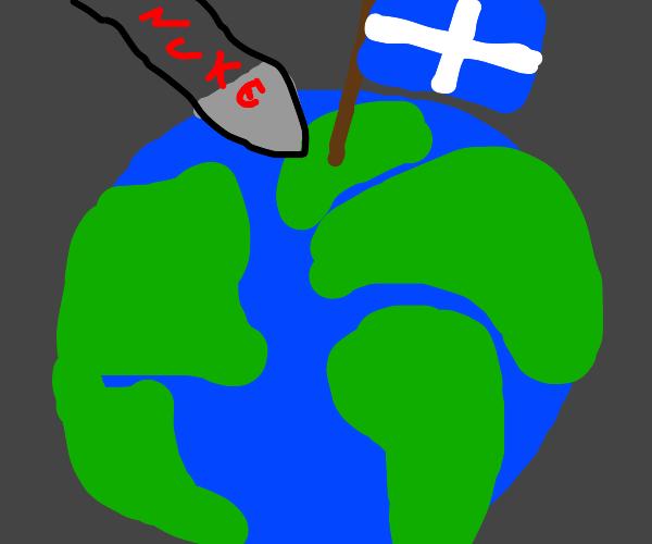 Sweden approaches doom