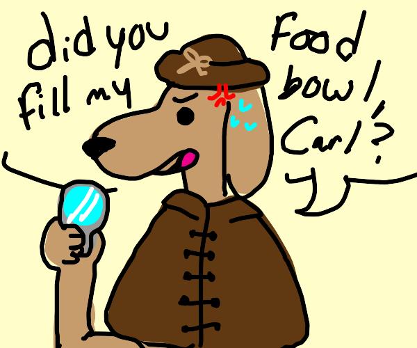 detective doggo
