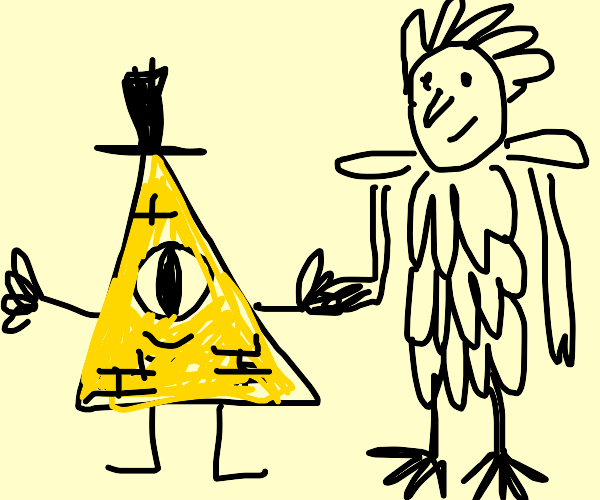 bird man and bill cypher meet