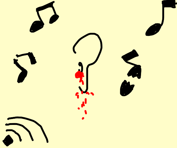 """Crappy music"""