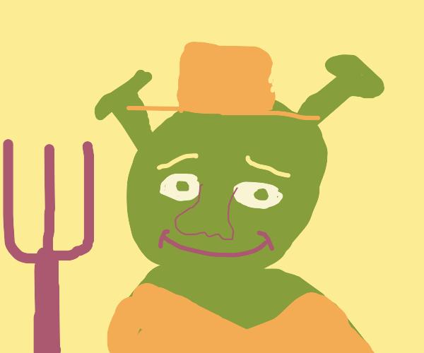 Farmer Shrek